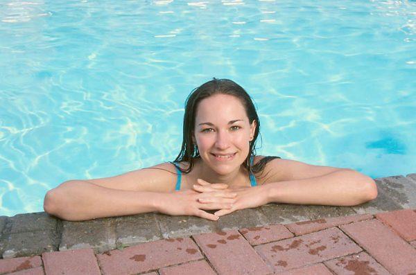 zwemmen voor gemiddelde zwemmers