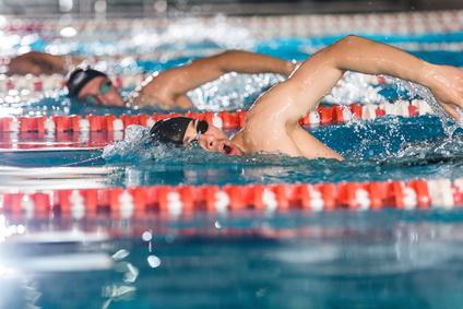 Zwemmen voor wedstrijdzwemmers
