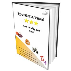 E-book Sportief en Vitaal